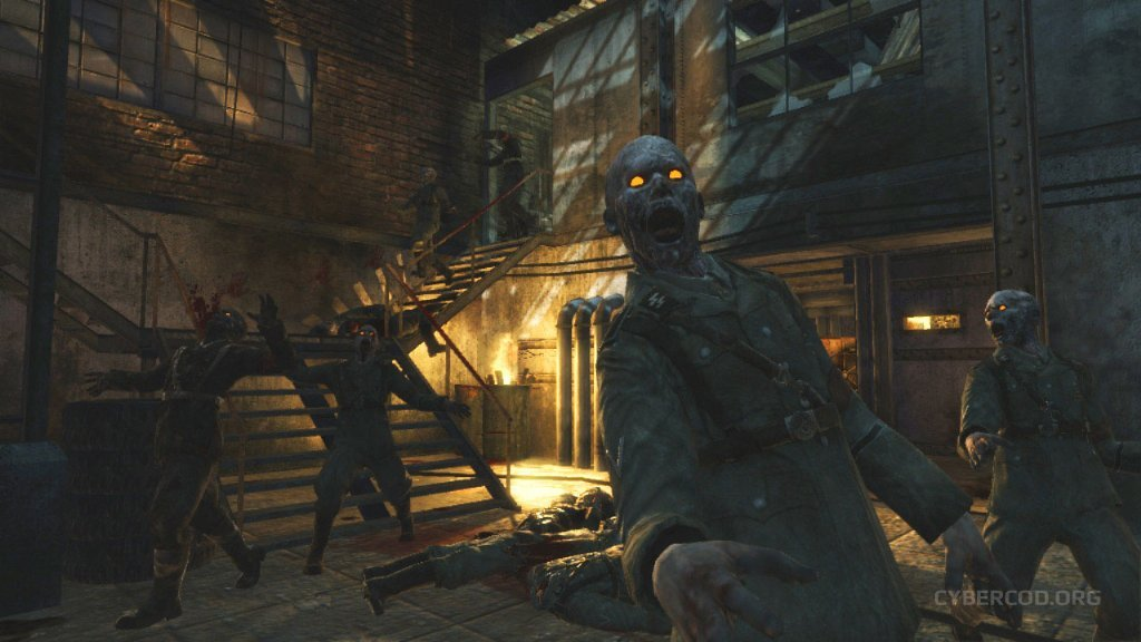 Nazi Zombie - Call of Duty: World at War
