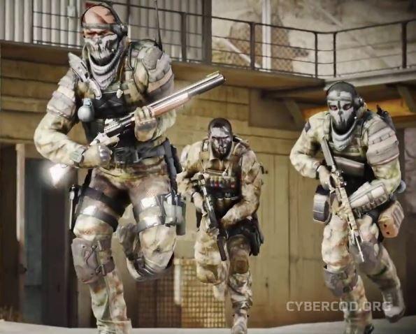 Видео Call of Duty: Ghosts