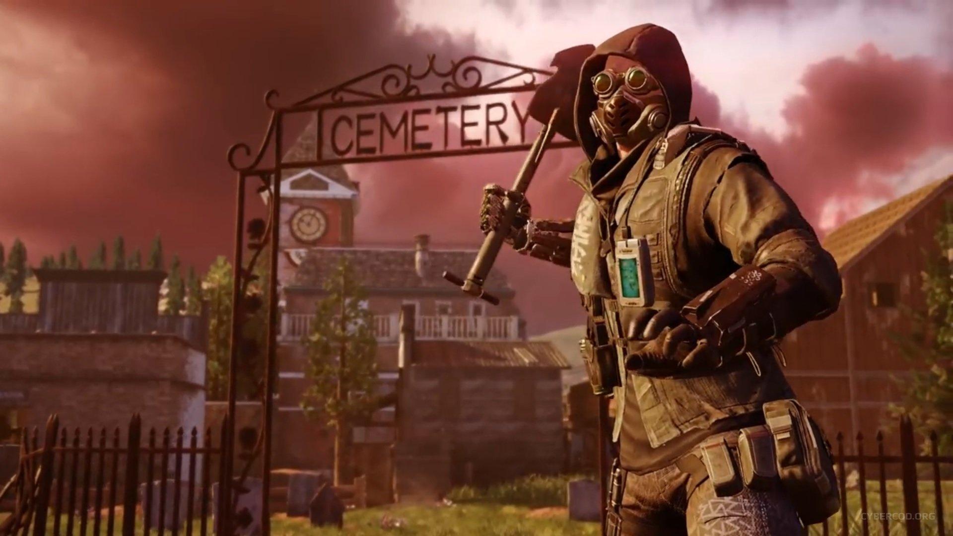 Видео Call of Duty: Black Ops 3