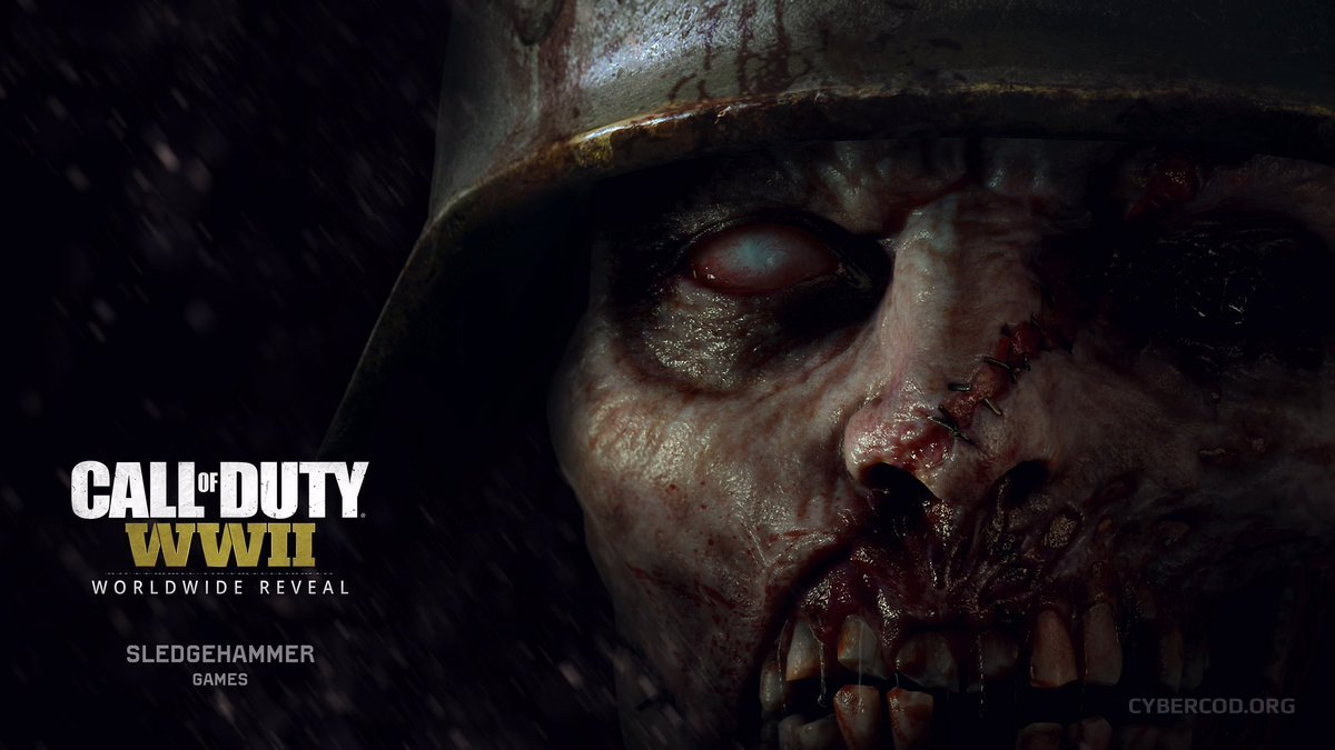 Call of Duty: WWII Zombie