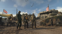 Official Call of Duty: WWII Headquarters Reveal Trailer