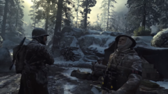 Call of Duty: WWII - Winter Siege Trailer