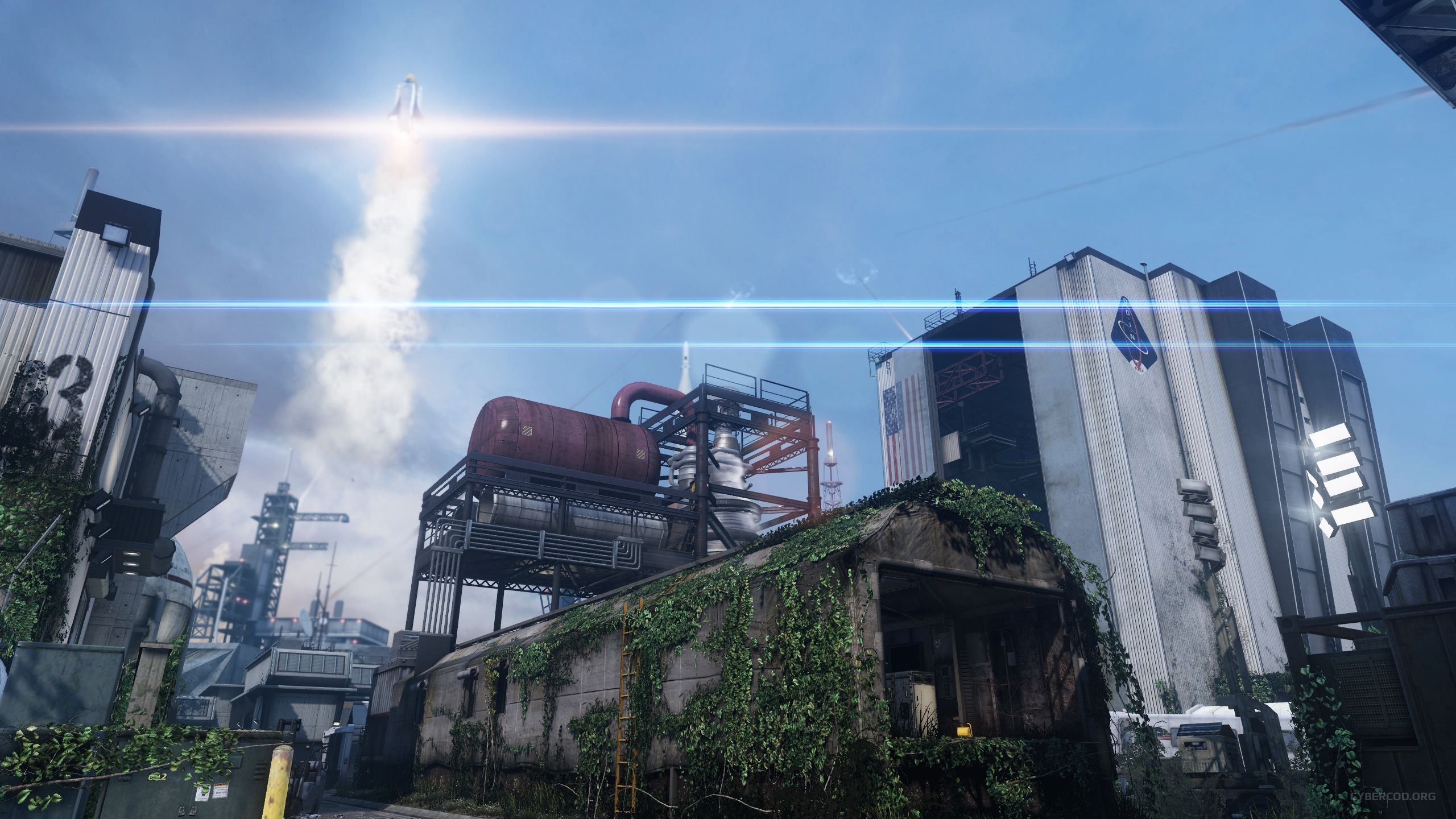 COD Ghosts Onslaught Ignition Environment