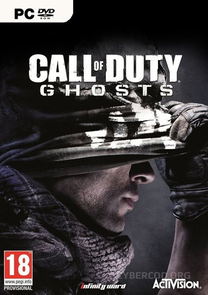 Call of Duty: Ghosts PC Box