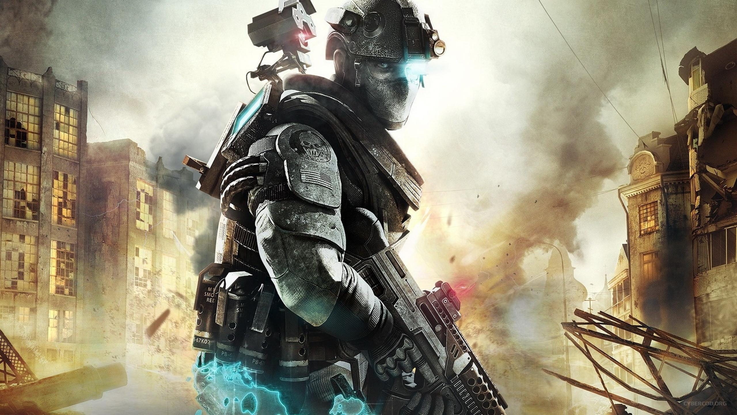 Call Of Duty Black Ops 2 Soldier
