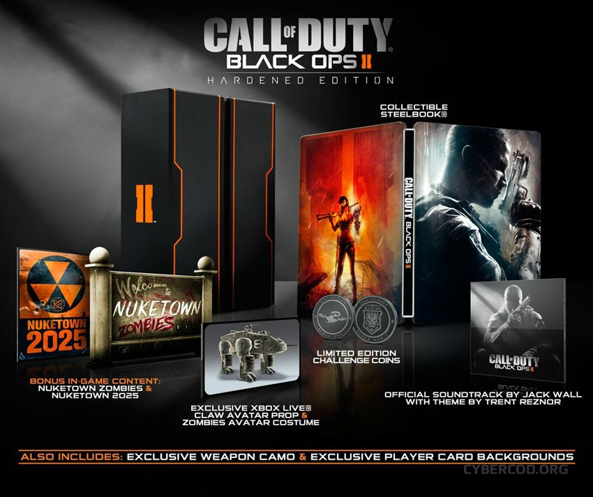 Black Ops 2 Hardened Edition