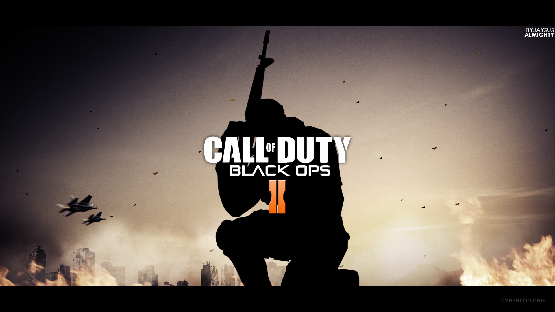 Call Of Duty Black Ops 2 Wallpaper