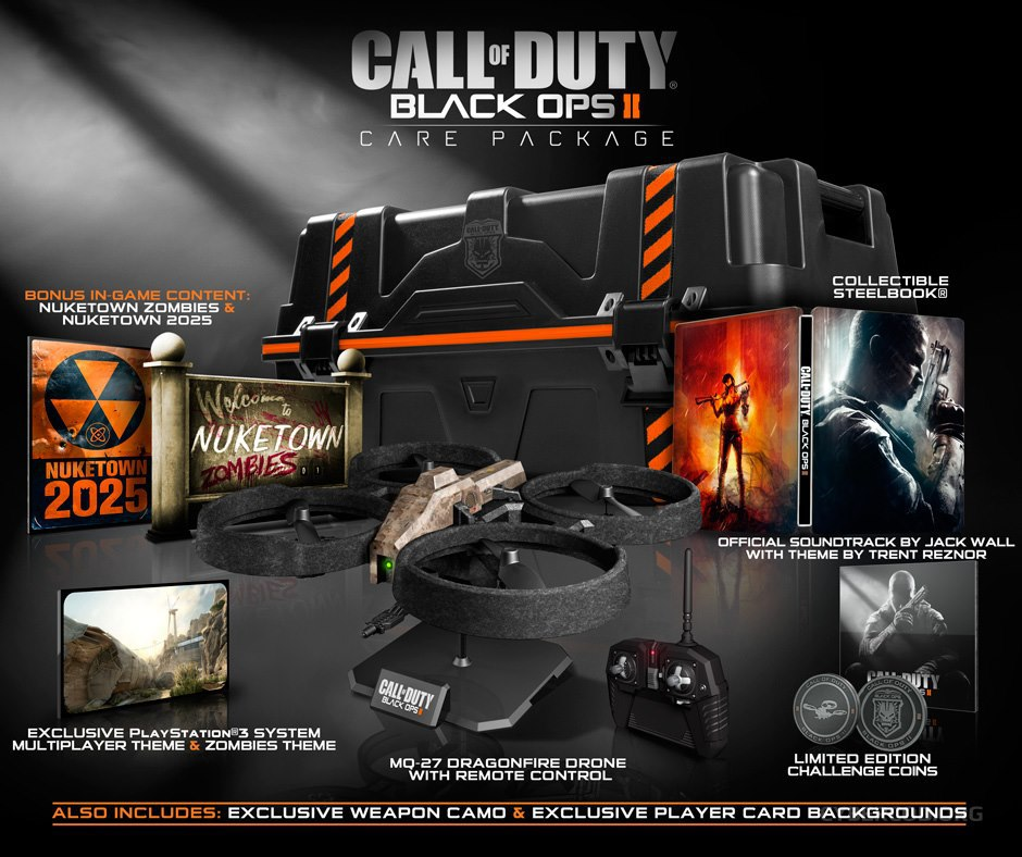 Black Ops 2 Care Package