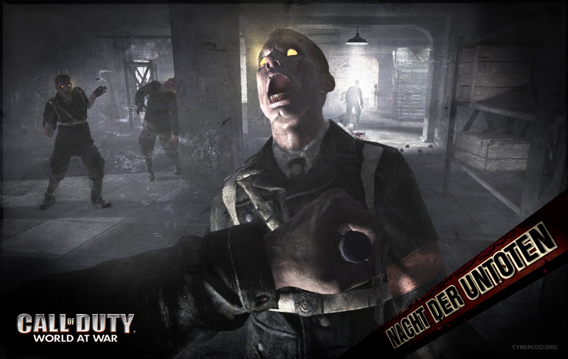 Nacht Der Untoten - Call of Duty: World at War