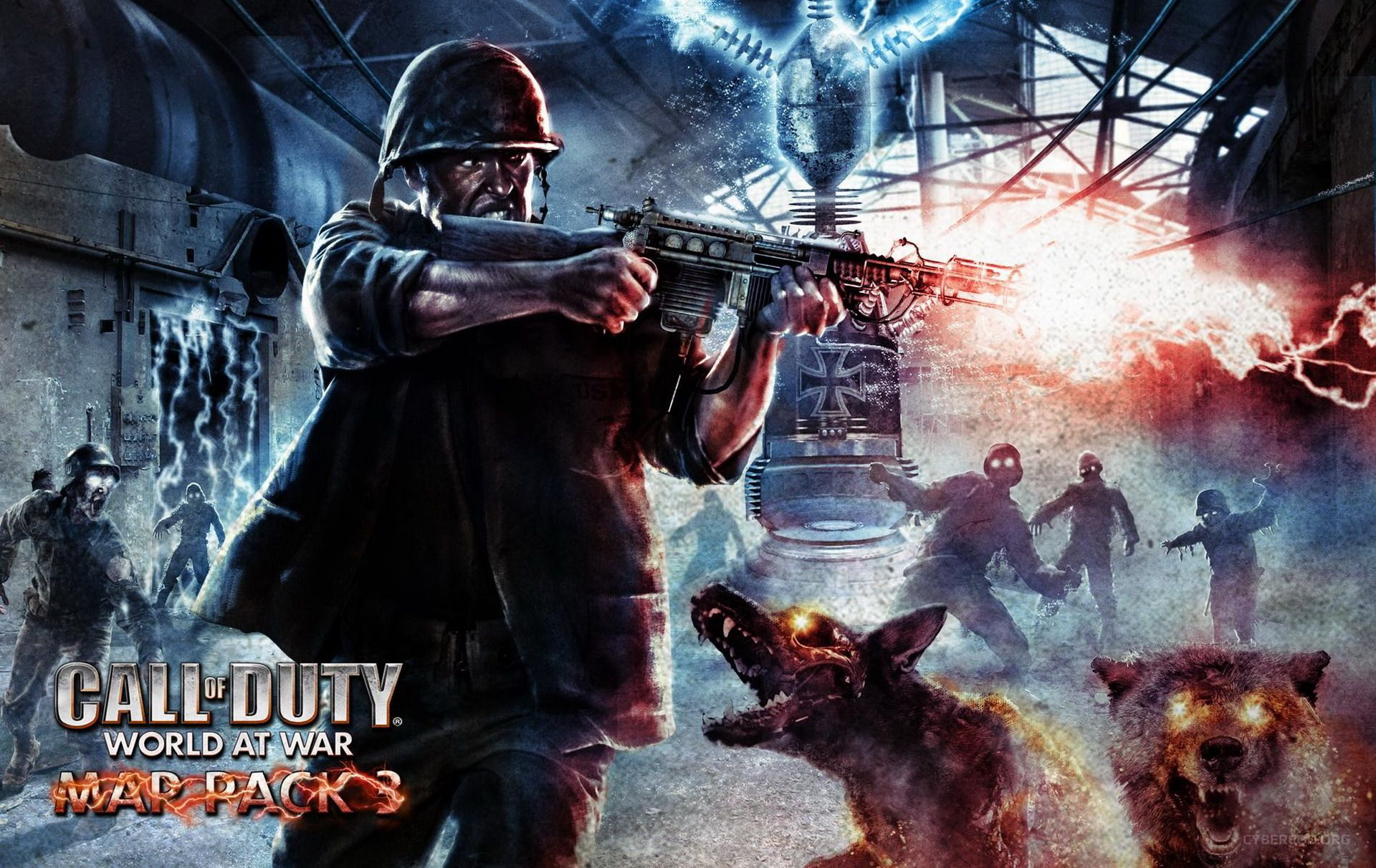 Map Pack 3 - Call of Duty: World at War