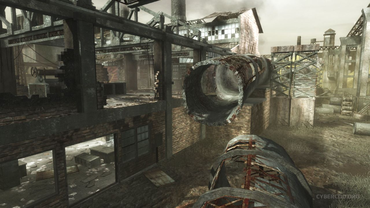 Corrosion - Call of Duty: World at War