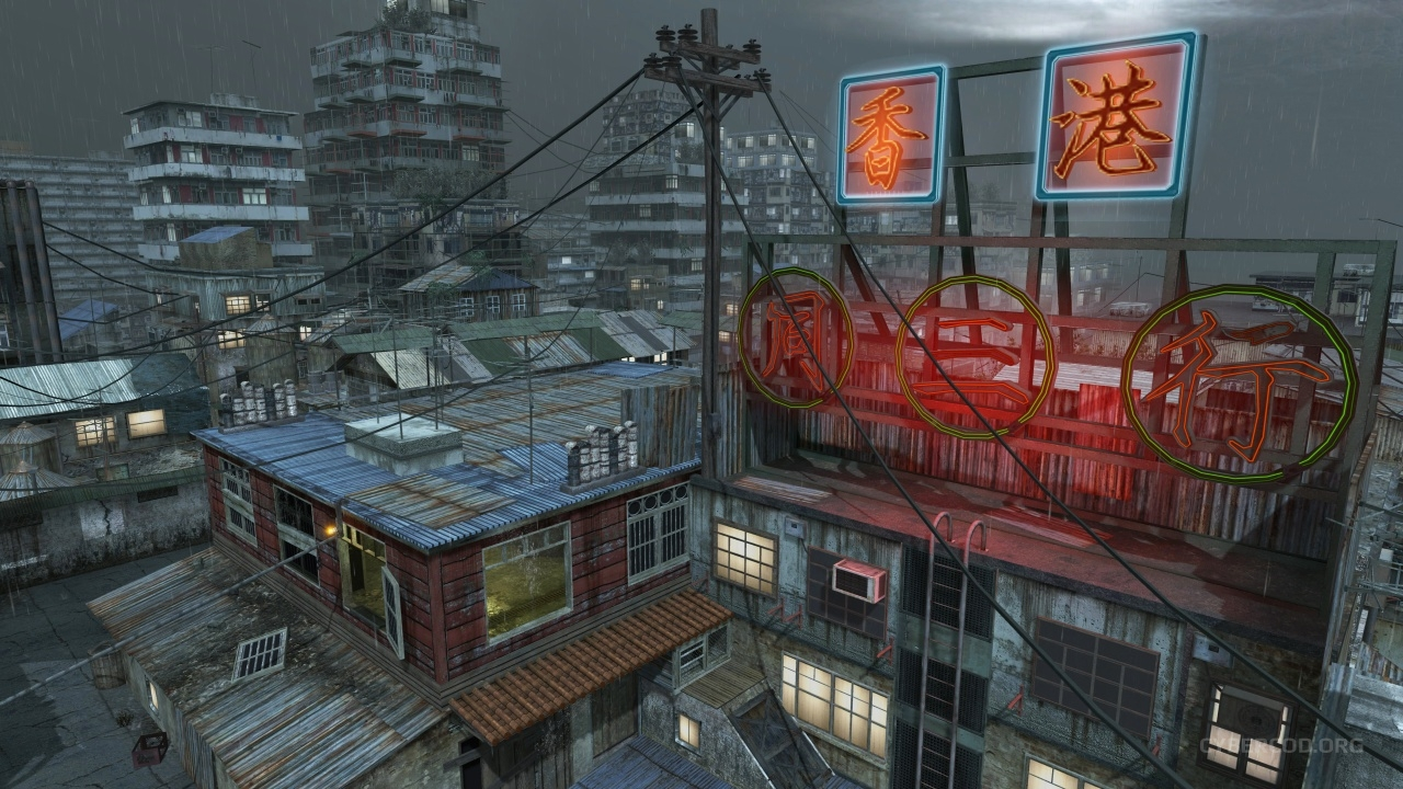 First Strike Map Kowloon