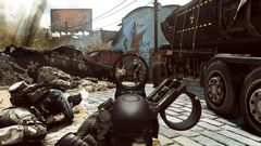 COD Ghosts Onslaught Containment Action