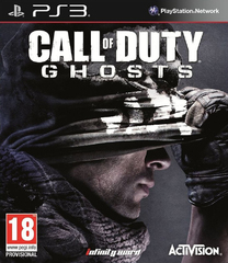 Call of Duty: Ghosts Ps3 Box