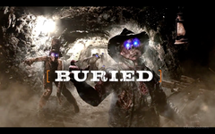 "Black Ops 2 Vengeance DLC - Zombie карта ""Buried"""