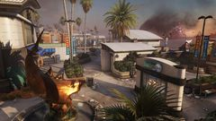 COD Ghosts Onslaught Bayview Environment
