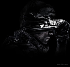 Wallpaper Call of Duty: Ghosts
