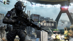 Call Of Duty: Black Ops II Singapore Sparks