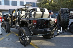 SEMA 2011: Call of Duty Wrangler