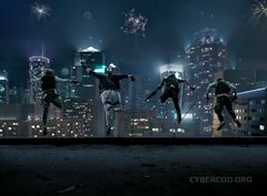 "Call of Duty: Ghosts Live-Action Trailer - ""Epic Night Out"""