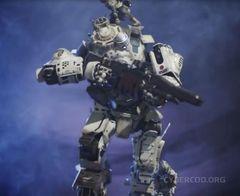 Titanfall: Официальное представление статуэтки Титана «Атлас»