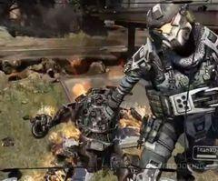 Titanfall: Официальное видео геймплея на E3