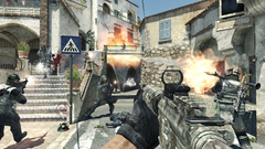 Call of Duty: Modern Warfare 3 (First DLC pack) Piazza road work