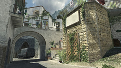 Call of Duty: Modern Warfare 3 (First DLC pack)  Piazza storied village