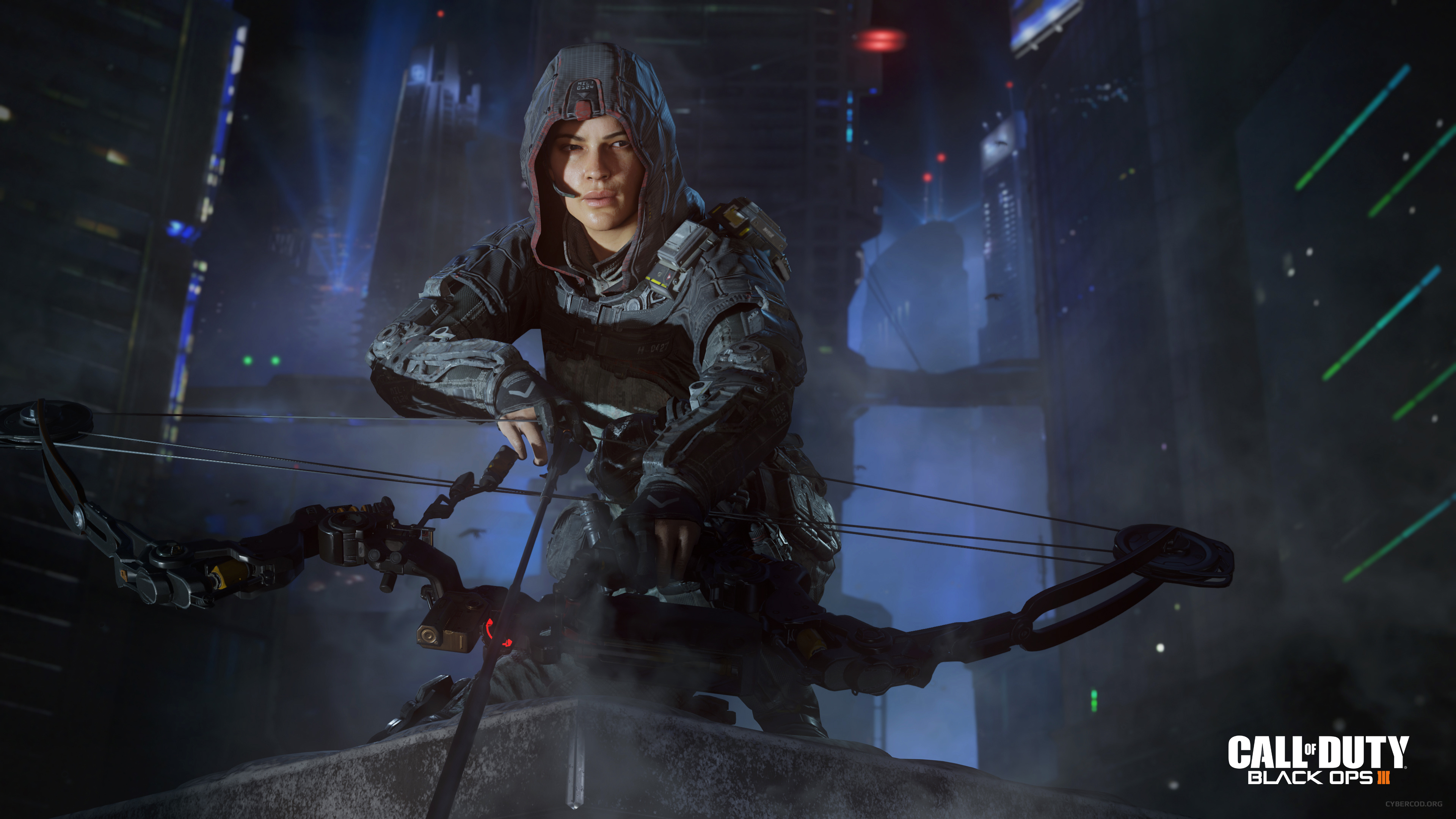 Black Ops 3 Specialist Outrider