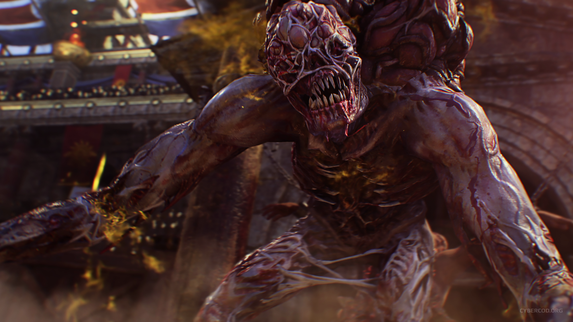Call of Duty: Black Ops 4 Zombie Wallpapers