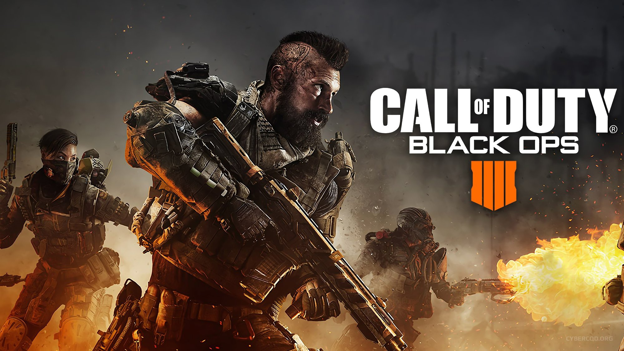 Скриншоты Call of Duty: Black Ops 4