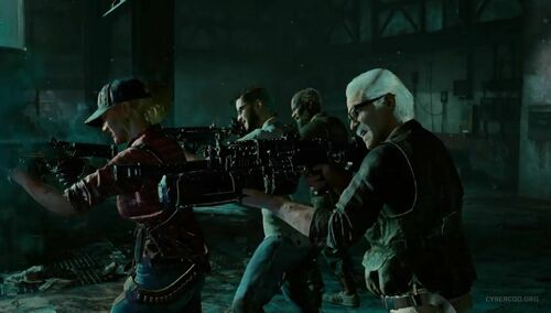 """Call of Duty: Black Ops 4 – """"Tag der Toten"""" Gameplay Trailer"""